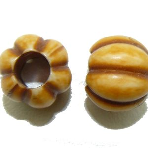 Pumkpin Bead large hole