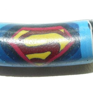 Fimo Bead Superman
