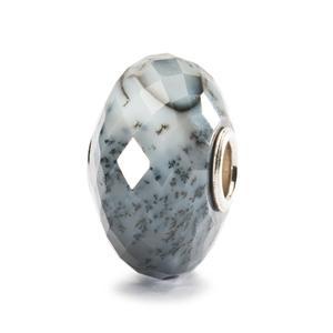 Agate Dendritic Bead
