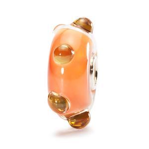 Coral Opal Bead