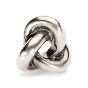 Trefoil Knot Bead
