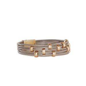 Bracelet Taupe 52-089672
