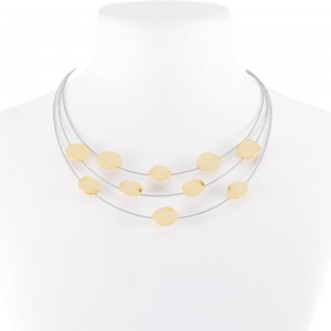 Necklace Gold 48-077471