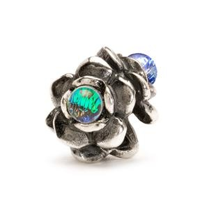 Trollbeads - Silver with Glass