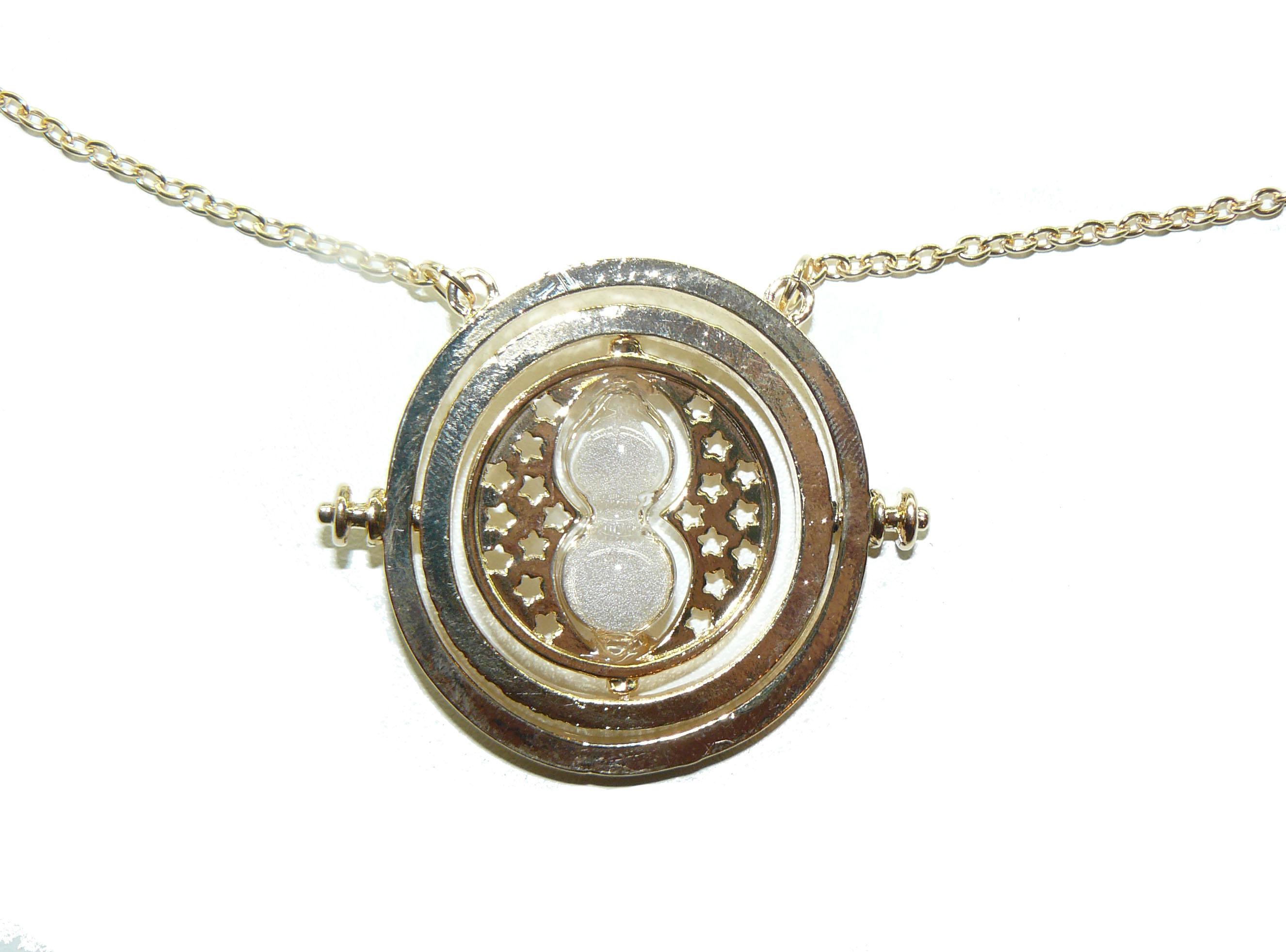 Time Turner Necklace   Beaden