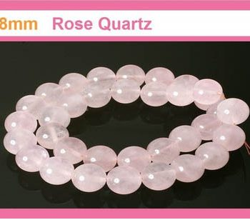 Rose Quartz 8mm round