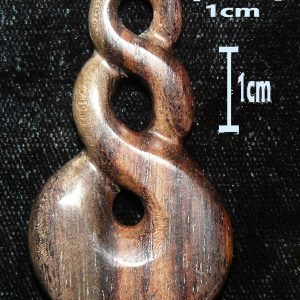 Pikorua Pendant (Double Twist)