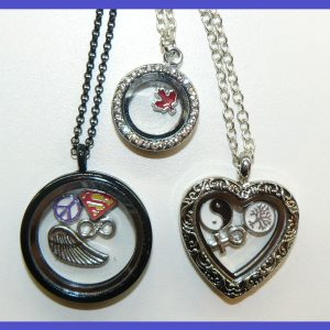 Floating Locket Jewelry