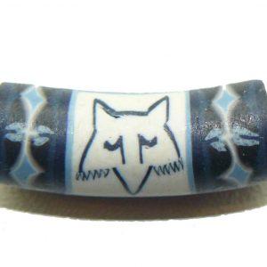 Fimo Bead Fox