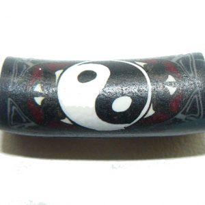 Fimo Bead Yin Yang