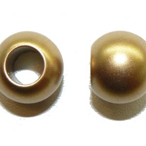 Metallic Gold Acrylic Large