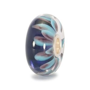 Blue Petals Bead
