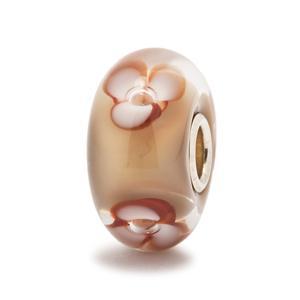 Cappuccino Flower Bead