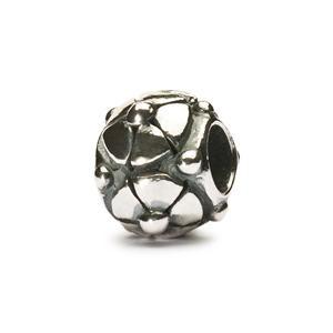 Trollbeads – Christmas Rose Bead – 11169