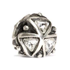 Crystal Triangles Bead
