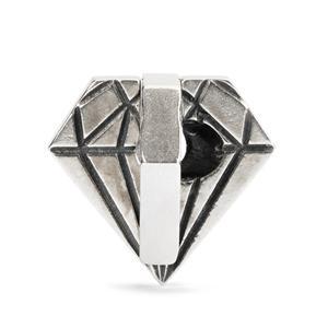 Diamond in the Rough Bead
