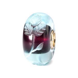 Engraved Azure Bead