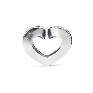 Eternal Love Bead, Silver