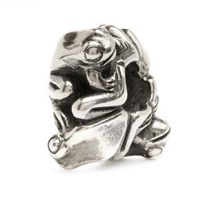 Trollbeads – Four Frogs Bead, Big – 11430