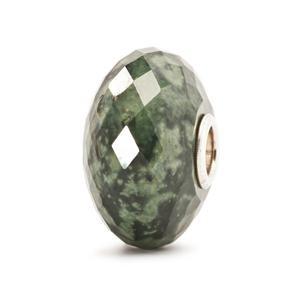 Green Jasper Bead