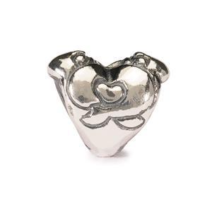 Hugging Hearts Bead