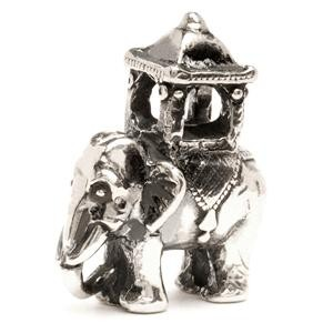 Trollbeads – Indian Elephant Bead – 11601
