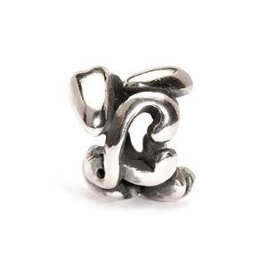 Trollbeads – Letter Bead L, Silver – 11144L