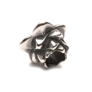 Lotus Bead, Silver