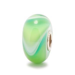 Mixed Green Armadillo Bead