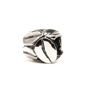Mocha Bead, Silver