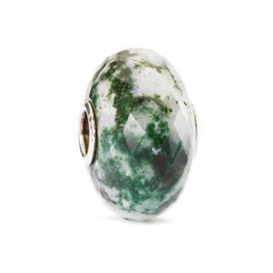 Trollbeads – Moss Agate Bead – 80117