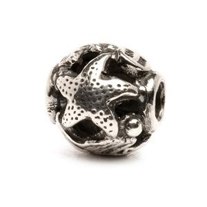 Ocean Bead, Silver