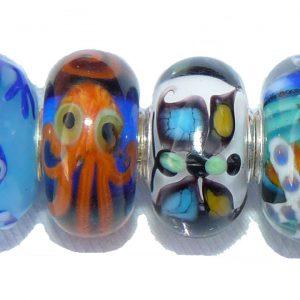 Trollbeads - Ooak Beads