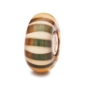 Organic Stripe Bead