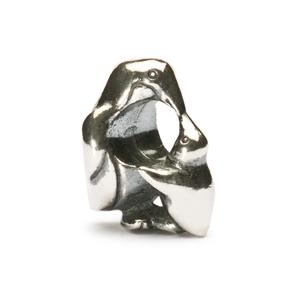 Penguin & Baby Bead