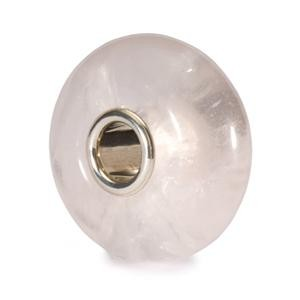 Trollbeads – Rose Quartz Bead, Round – 80002