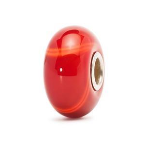 Scarlet Armadillo Bead
