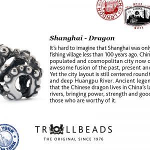 Shanghai Trollbead City Bead