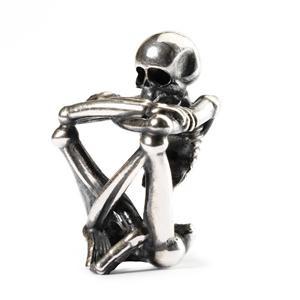Trollbeads – Skeleton Spirit Bead – 11532