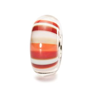 Strawberry Stripes Bead