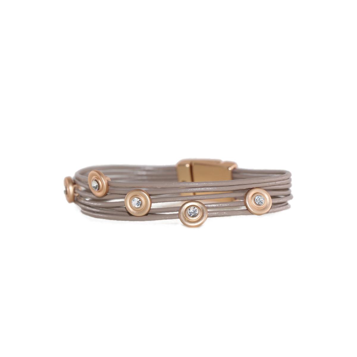 Bracelet Taupe 52-089610