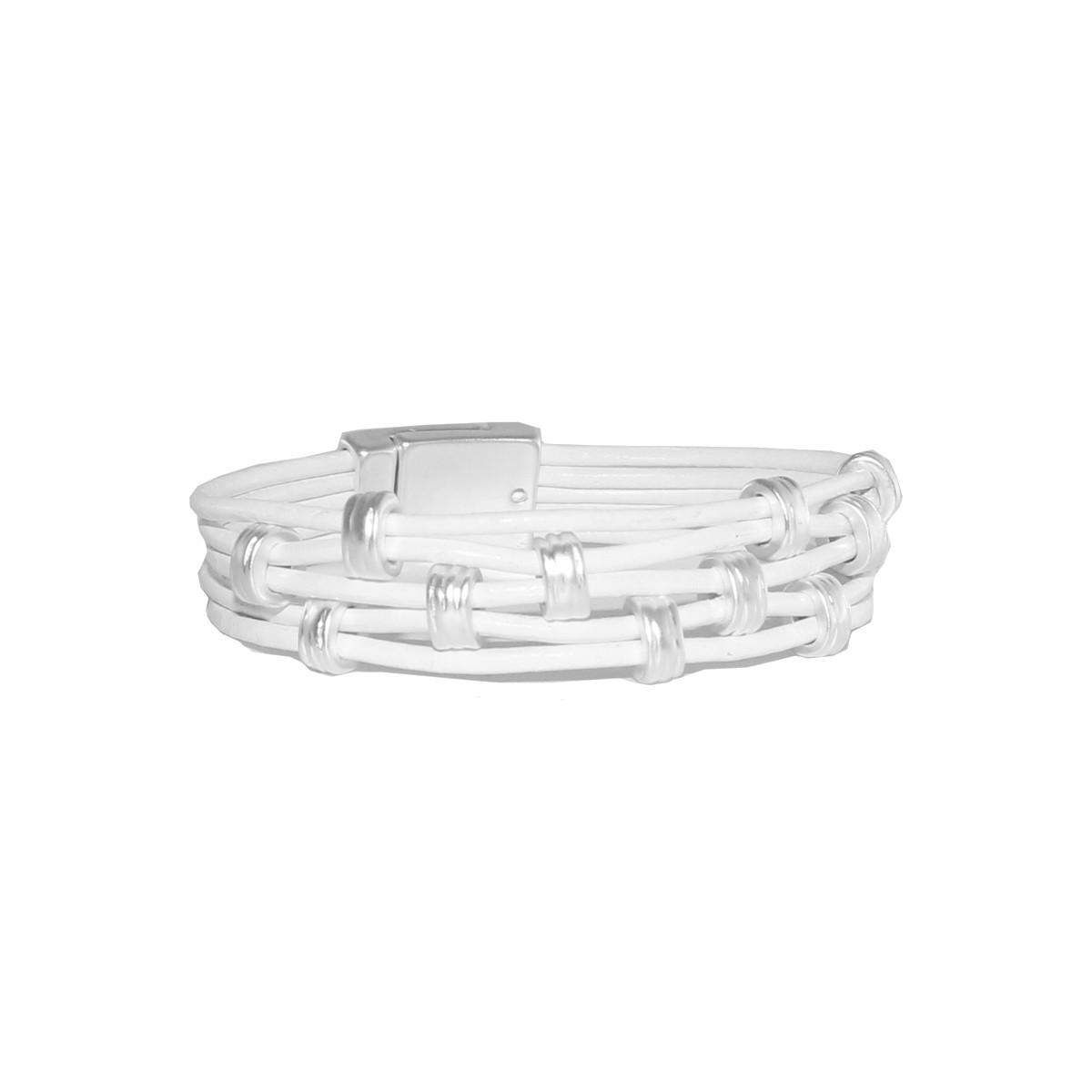 Bracelet White 52-089665