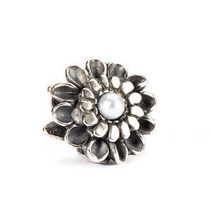 Trollbeads – Chrysanthemum of November Bead – 51748