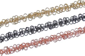 Dangle Loop Chain 5mm ch808