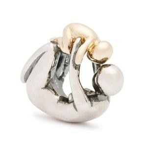 Trollbeads – Maternity Bead With Gold – 41820