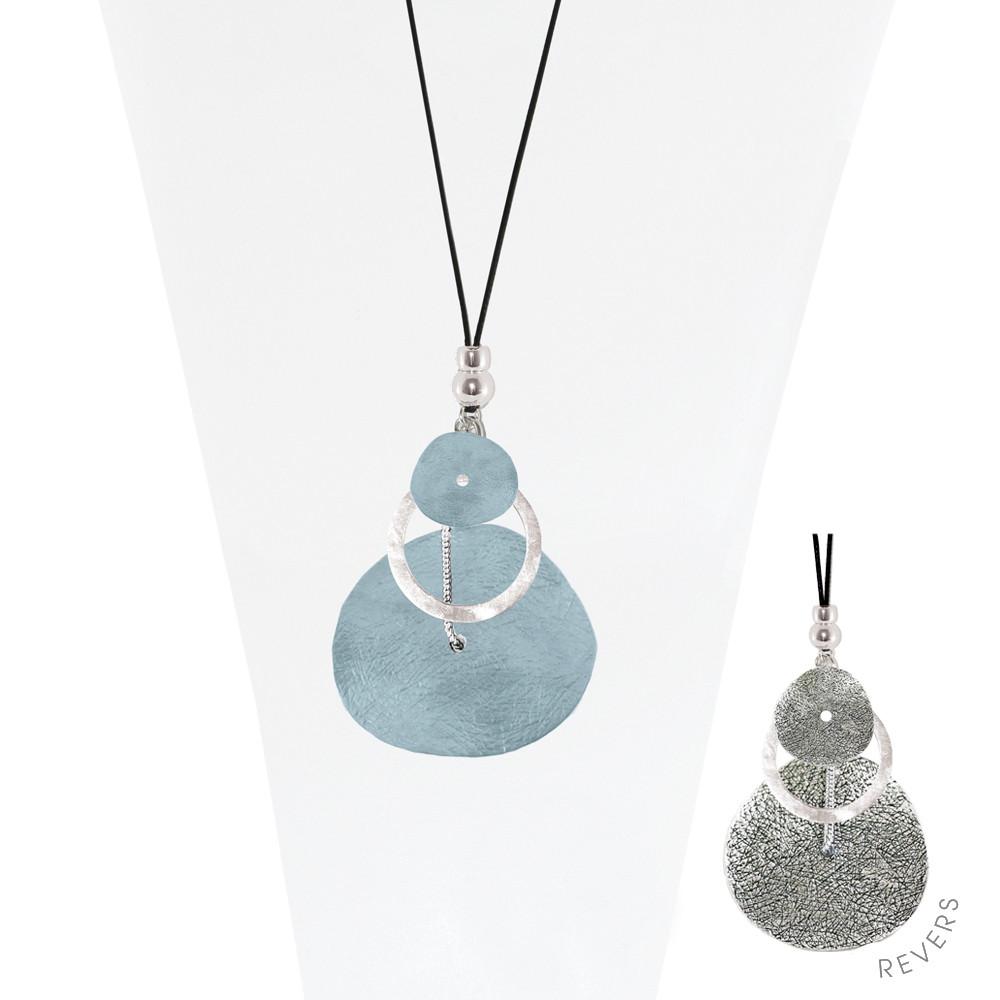 Necklace Blue 09-088194