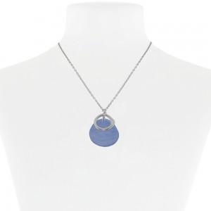 Necklace Blue 21-088712