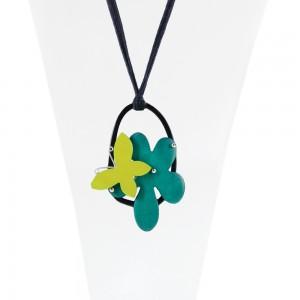Necklace Blue 29-068660