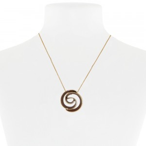 Necklace Brown 18-089405
