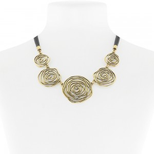 Necklace Gold 17-090203